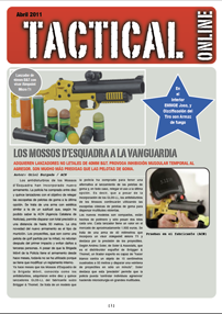Tactical Abril 2011